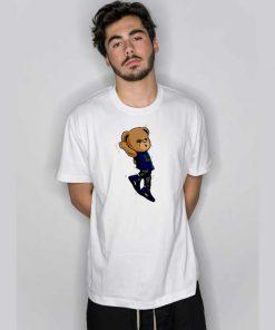 Shootin Polo Bear T Shirt