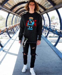Trap Polo Bear Jordan 4 Sweatshirt