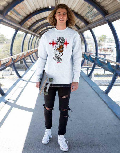 Yeezy Sneakerhead Sweatshirt