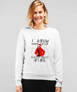 Drake I Know When Those Sleigh Bells Ring Sweatshirt