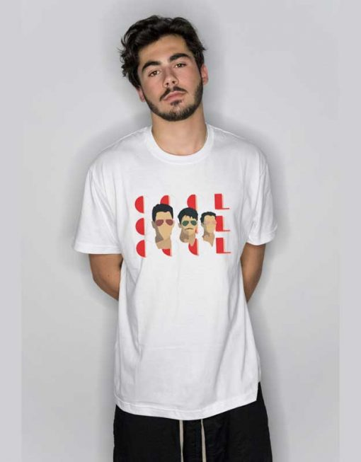 The Jonas Brothers Cool T Shirt