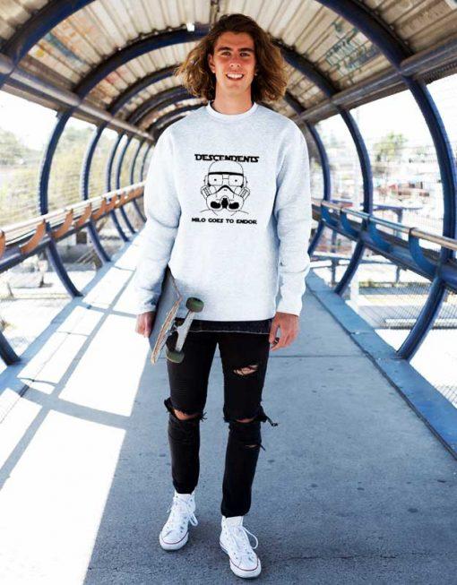 Descendents Milo Goes To Endor Sweatshirt