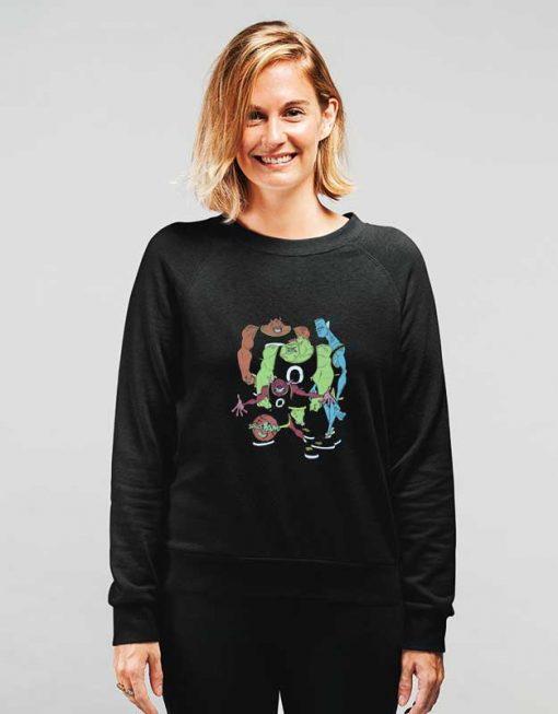 Looney Tunes Space Jam Monstars Sweatshirt