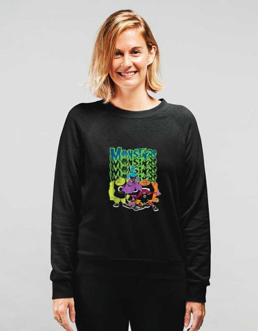 Space Jam Monstars Logo Sweatshirt