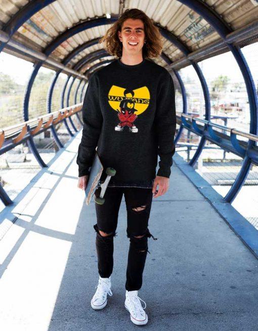 Wu-Tang Clan Tiny Deadpool Sweatshirt
