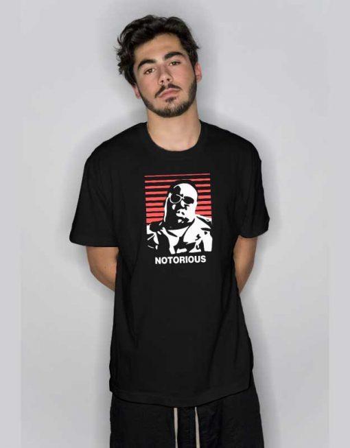 Vintage 90s Notorious BIG Rapper T Shirt