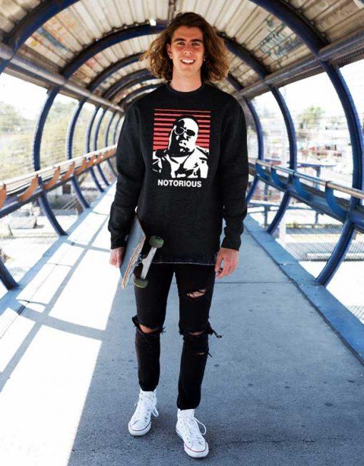 Vintage 90s Notorious BIG Rapper Sweatshirt